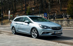 Test de consum cu Opel Astra Sports Tourer diesel: chiar și 160 de cai putere îți pot oferi un consum de 3.3 litri/100 km