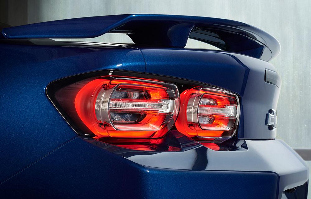 Chevrolet Camaro facelift: muscle car-ul a primit modificări estetice și tehnologii noi - Poza 5