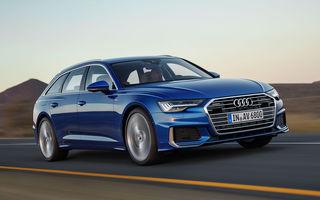 Pentru familiști: noua generație Audi A6 Avant oferă mai mult spațiu și preia toate tehnologiile disponibile pe versiunea sedan