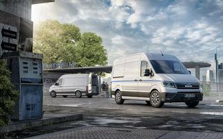 Din iulie, MAN eTGE intră în producția de serie: utilitara electrică are un motor de 134 CP și autonomie maximă de 160 de kilometri
