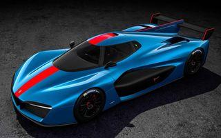 Automobili Pininfarina pregătește primul său model: hypercar electric cu tehnologie de Formula E și autonomie de 500 de kilometri