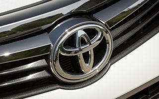 Toyota România a chemat în service peste 1.600 de mașini: probleme la modelele echipate cu airbag Takata