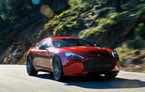 Noul Aston Martin Rapide AMR va fi lansat în acest an: un prototip al modelului de performanță a fost testat la Nurburgring