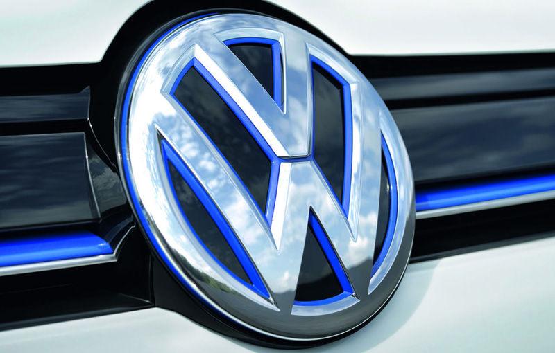 Volkswagen va avea un nou logo din 2019: nemții vor să-și refacă imaginea șifonată de scandalul Dieselgate - Poza 1