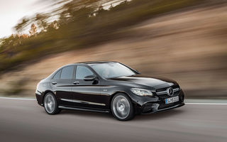 Prețuri Mercedes-Benz Clasa C facelift în România: start de la 38.800 de euro