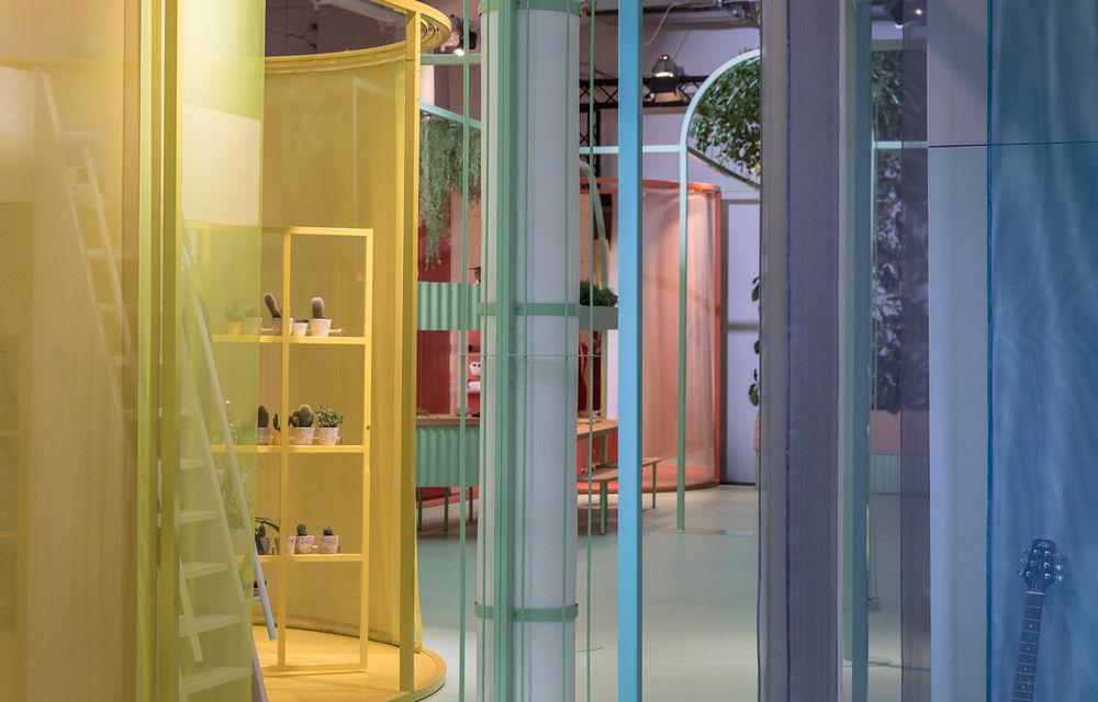 De la mașini la apartamente: Mini prezintă patru concepte nonconformiste de spații de locuit - Poza 6