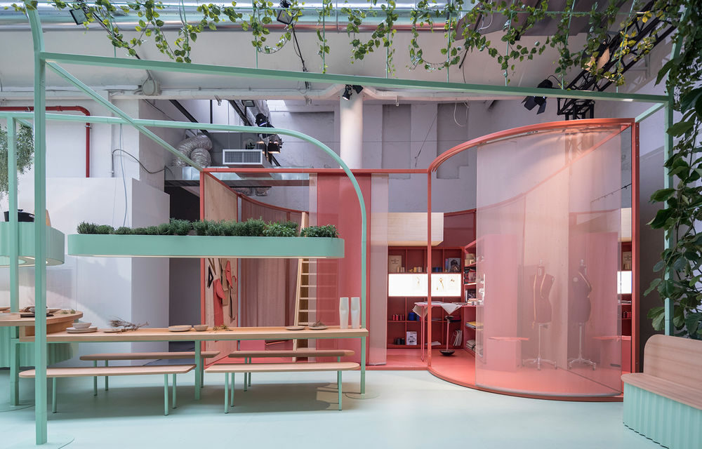 De la mașini la apartamente: Mini prezintă patru concepte nonconformiste de spații de locuit - Poza 7