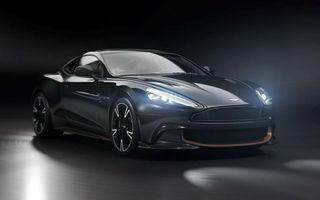 Urmașul lui Vanquish: Aston Martin DBS Superleggera va avea motor V12 de peste 700 CP și va fi prezentat în iunie