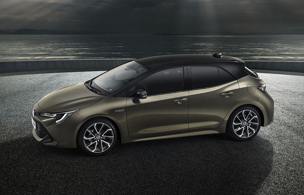 Toyota pregătește o nouă extindere a gamei de modele compacte: Auris ar putea primi o versiune sportivă - Poza 1