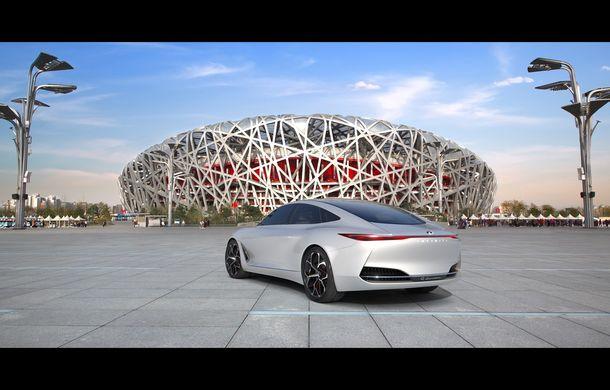 Japonezii atacă China: Infiniti vrea să construiască 5 modele noi în 5 ani pe cea mai mare piață auto din lume - Poza 1