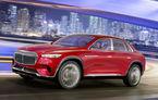 Mercedes-Maybach Ultimate Luxury Concept: SUV-ul de lux a apărut pe internet înaintea lansării oficiale