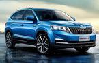 Prima fotografie oficială cu Skoda Kamiq: SUV-ul dedicat pieței din China va fi prezentat în 25 aprilie