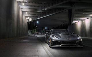 Chevrolet a dus pe circuit noul Corvette ZR1: modelul american a reușit o viteză maximă medie de 342 km/h