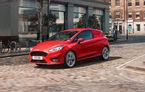 Ford a lansat noul Fiesta Van: modelul de clasă mică are două locuri și un volum de încărcare de 1.000 de litri