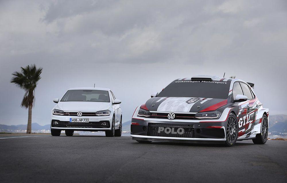Volkswagen Polo GTI R5: modelul dedicat raliurilor debutează oficial în etapa din Spania din luna octombrie - Poza 4
