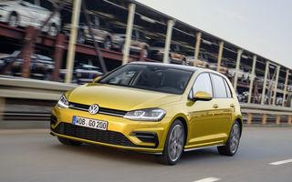 Volkswagen Golf, cea mai vândută mașină în Europa în primele 3 luni ale anului: Renault Clio și Ford Fiesta completează podiumul
