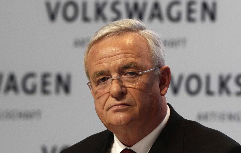 """Martin Winterkorn, fostul CEO Volkswagen, acuzat oficial de """"conspirație"""" și """"fraudă"""" în SUA în scandalul Dieselgate - Poza 1"""
