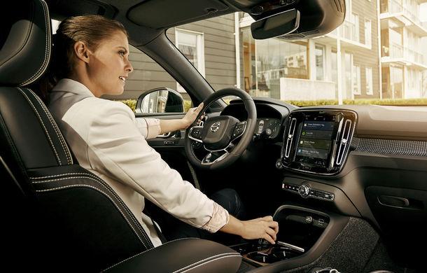 Volvo va integra Google Maps și alte aplicații Android în viitoarea generație a sistemului de infotainment Sensus - Poza 1