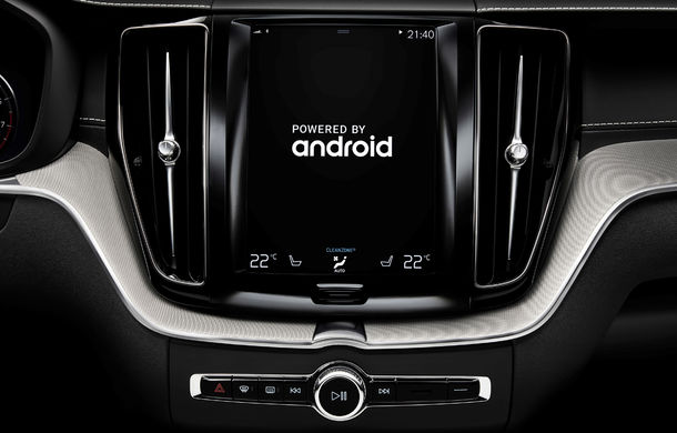 Volvo va integra Google Maps și alte aplicații Android în viitoarea generație a sistemului de infotainment Sensus - Poza 2