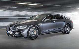 Versiunea cu patru uși a lui Mercedes-AMG GT va fi disponibilă în varianta Edition 1: echipamente speciale și un V8 biturbo de 639 de cai putere