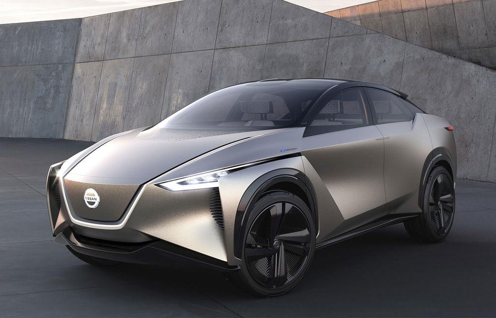 """Nissan trasează strategia pentru viitoarele modele electrice: """"Punctul comun va fi spațiul generos la interior"""" - Poza 1"""