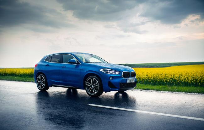 Test drive BMW X2
