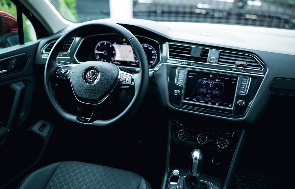 Test drive Volkswagen Tiguan