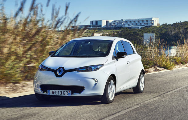 """Renault susține că autonomia ideală a mașinilor electrice este de 300 de kilometri: """"Șoferii conduc doar 50 de kilometri pe zi"""" - Poza 1"""