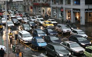 Proiect de lege: pensionarii ar putea plăti amenzi mai mici decât restul șoferilor
