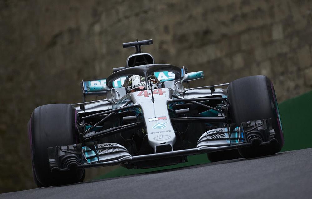 Bottas și Hamilton, cei mai rapizi în antrenamentele din Spania. Accident pentru Ricciardo - Poza 1