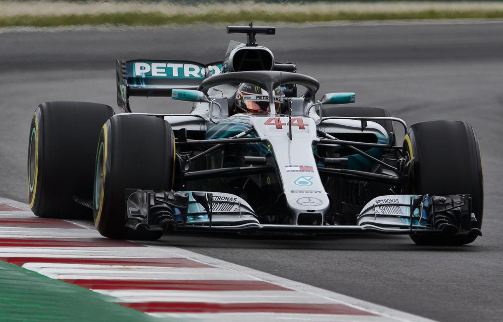 Hamilton a câștigat cursa de la Barcelona în fața lui Bottas și Verstappen! Vettel, locul 4 după o strategie neinspirată - Poza 1