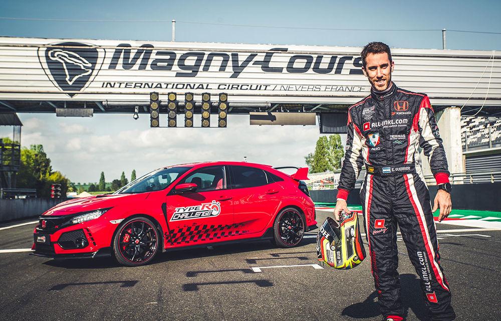 """""""Type R Challenge 2018"""" începe cu un succes: Honda Civic Type R e cea mai rapidă mașină de serie cu roți motrice față pe circuitul Magny Cours - Poza 2"""