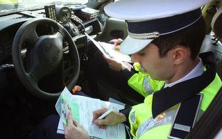 Proiect de lege: șoferii care nu plătesc amenzile rutiere și refuză să facă muncă în folosul comunității pot ajunge la închisoare