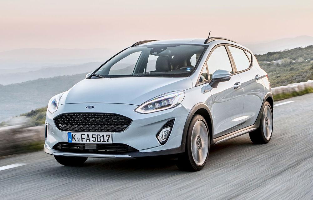Prețuri Ford Fiesta Active în România: start de la 15.650 de euro pentru rivalul lui Dacia Sandero Stepway - Poza 1