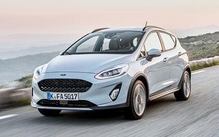 Prețuri Ford Fiesta Active în România: start de la 15.650 de euro pentru rivalul lui Dacia Sandero Stepway