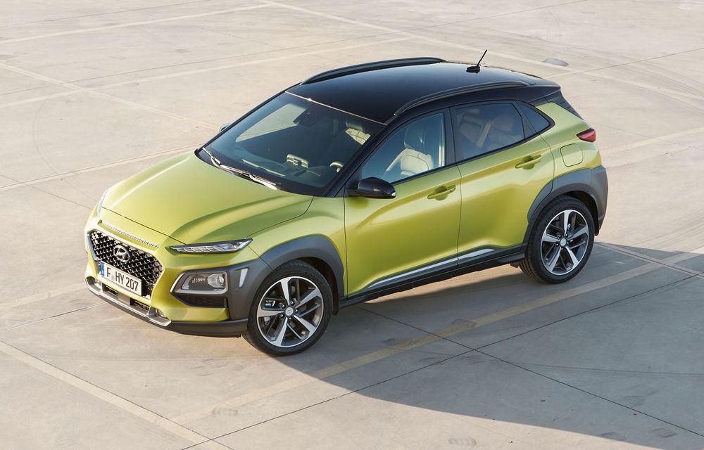 Hyundai dezvoltă Kona N: SUV-ul de performanță va avea un motor turbo de 2.0 litri și 250 de cai putere - Poza 1