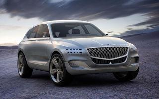 Genesis, brandul de lux Hyundai, vine în Europa în 2020: