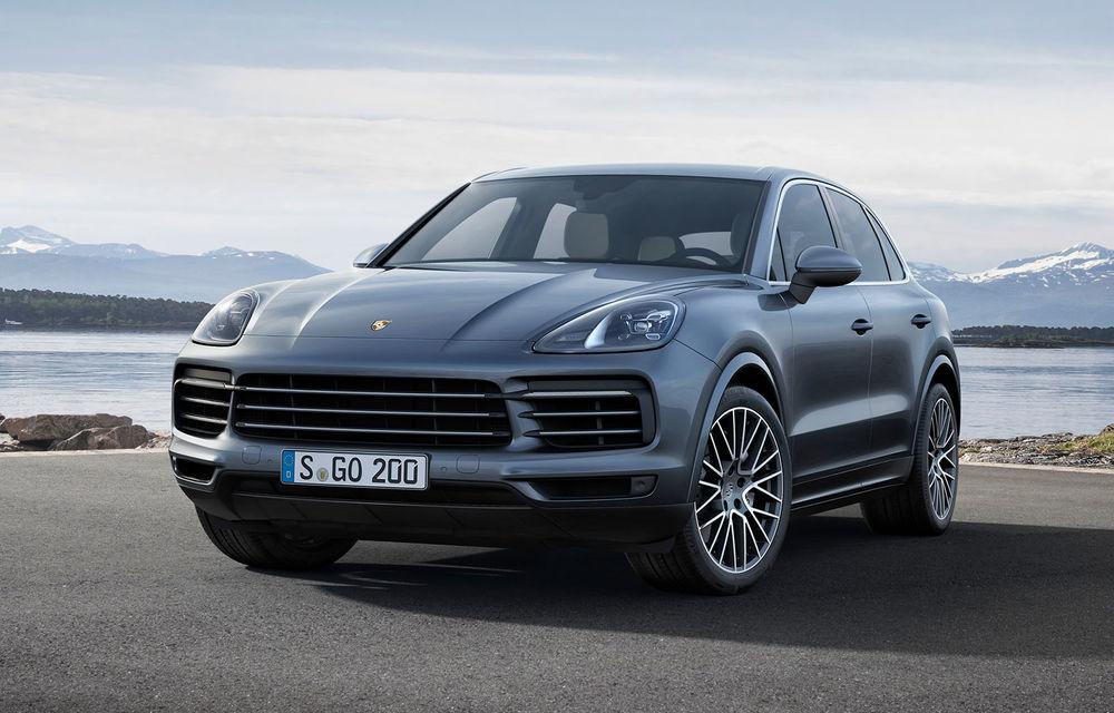 Porsche va chema în service 60.000 de unități Cayenne și Macan în Europa: autoritățile germane au descoperit softuri care manipulau emisiile - Poza 1