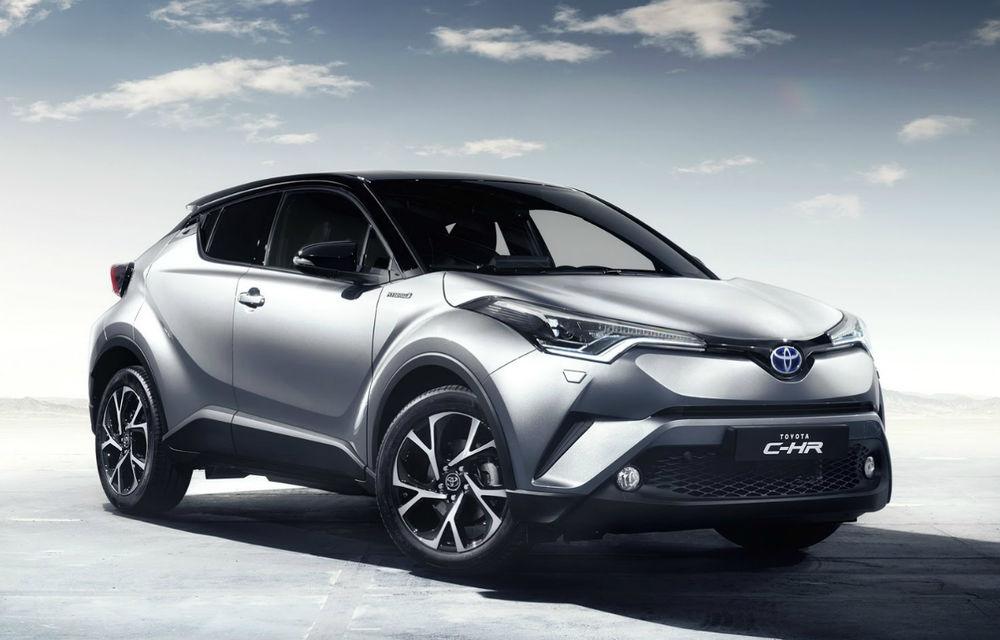 """Toyota susține că hibrizii vor rămâne mai populari în Europa decât mașinile electrice: """"Reprezintă cea mai eficientă armă pentru reducerea emisiilor"""" - Poza 1"""