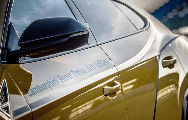 Lamborghini Urus ajunge pe circuit: SUV-ul de 650 CP este lead car în competiția Super Trofeo Europe - Poza 7