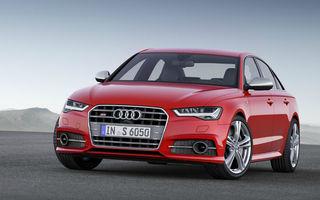 Noua generație Audi S6: modelul este așteptat anul viitor cu motorul V8 de pe Porsche Panamera Turbo și peste 500 CP