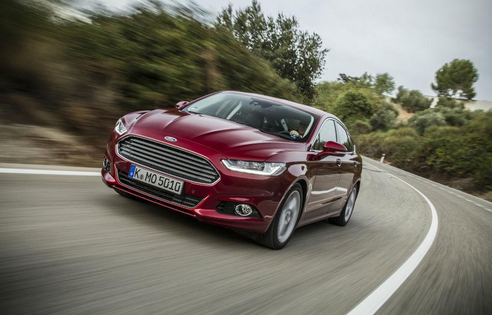 Ford Mondeo ar putea rămâne în gamă până în 2025: dezvoltarea unei noi generații este incertă - Poza 1