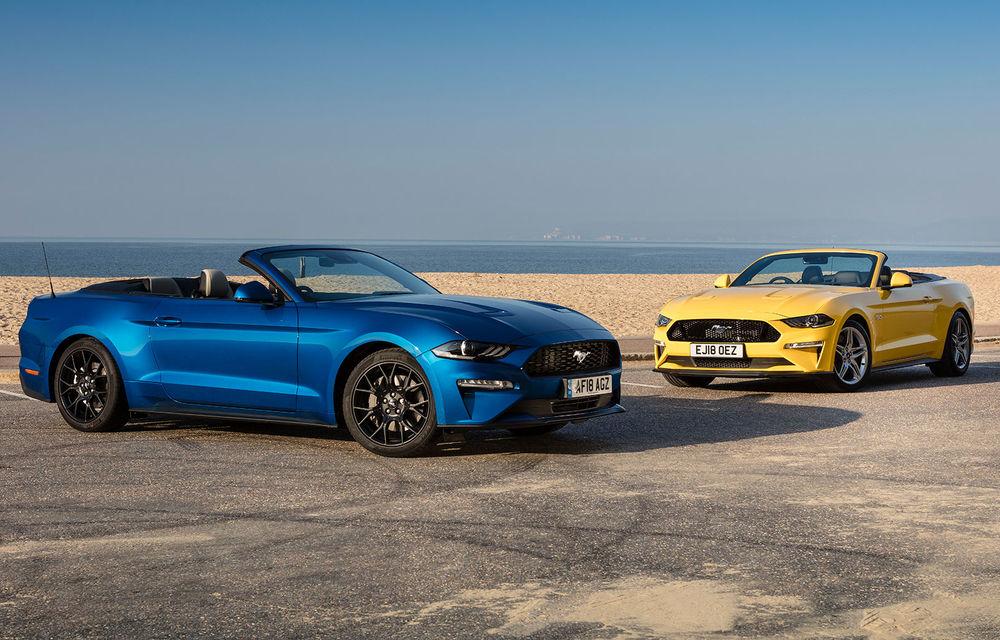 Accesorii noi pentru Ford Mustang facelift: evacuare specială pentru versiunea de 2.3 litri, sistem audio de 1000 de wați și nuanțe noi de caroserie - Poza 22