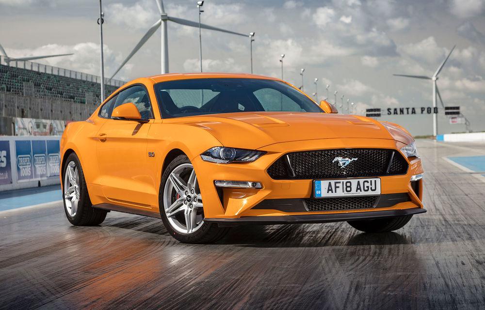 Accesorii noi pentru Ford Mustang facelift: evacuare specială pentru versiunea de 2.3 litri, sistem audio de 1000 de wați și nuanțe noi de caroserie - Poza 17