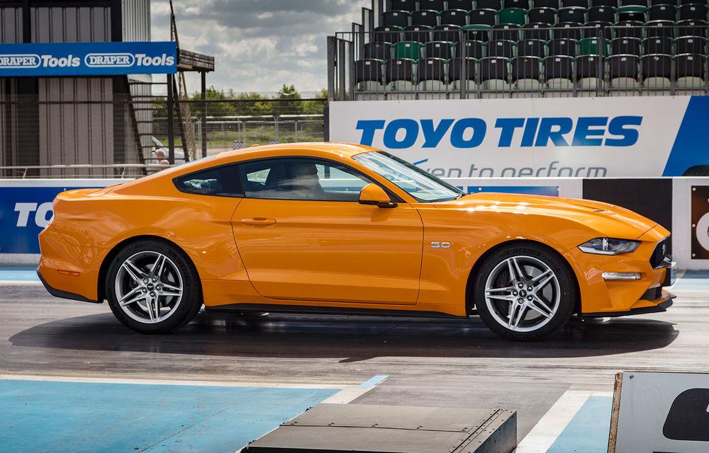 Accesorii noi pentru Ford Mustang facelift: evacuare specială pentru versiunea de 2.3 litri, sistem audio de 1000 de wați și nuanțe noi de caroserie - Poza 21