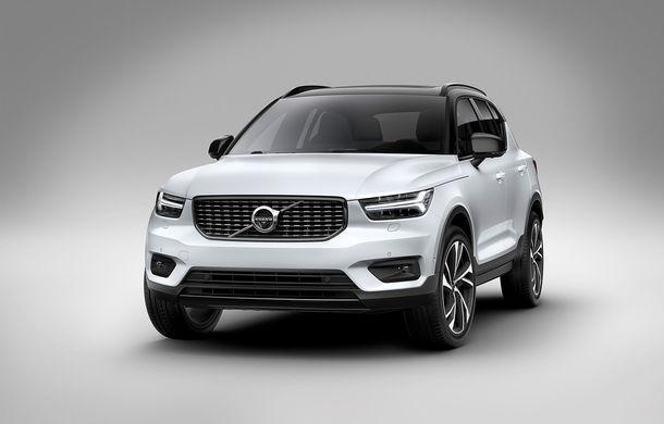 """Volvo va mări producția lui XC40 datorită unei cereri copleșitoare: """"Succesul acestui model ne-a depășit toate așteptările"""" - Poza 1"""