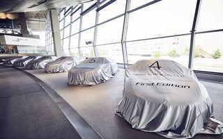 BMW a livrat primele exemplare i8 Roadster: 18 unități First Edition au ajuns la clienții lor