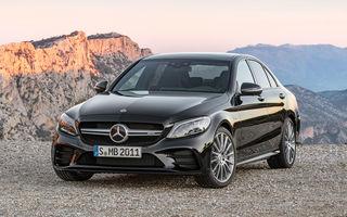 Autoritățile germane suspectează Mercedes de trucarea testelor pentru emisii: 600.000 de unități Clasa C și Clasa G ar putea fi rechemate în service