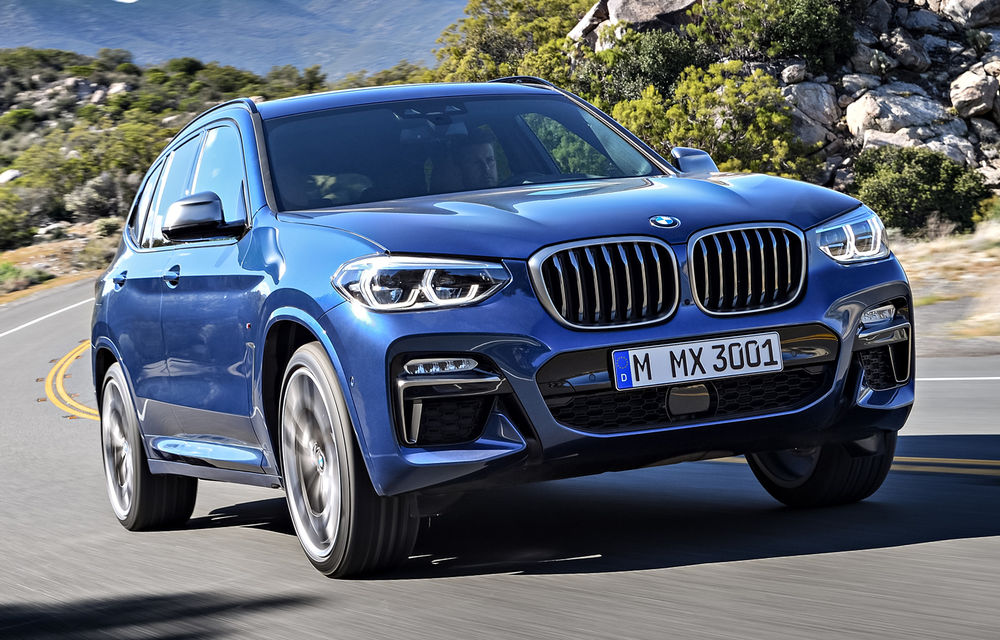 Noutăți de vară în gama BMW: motoare noi pentru X3 și X4 și ediție specială pentru Seria 1 - Poza 1