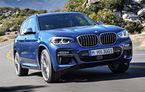 Noutăți de vară în gama BMW: motoare noi pentru X3 și X4 și ediție specială pentru Seria 1